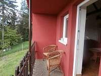 posezení balkon - Boskovice