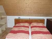 Ložnice 2 - pronájem chaty Čeložnice