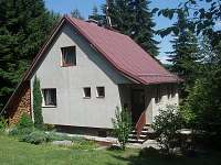 Chata ubytování v obci Honětice