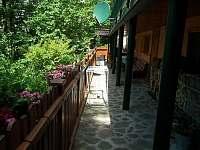 3) veranda přízemí