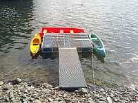 ponton, pramice, kanoe, kajak