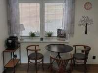 Kuchyň - pronájem chalupy Stupava