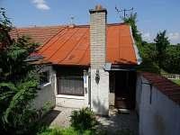 Chalupa Miroslavské Knínice - domu