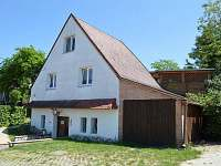 ubytování v Lednicko-Valtickém areálu Chalupa k pronájmu - Bavory