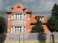 Vila na horách - dovolená Kroměřížsko rekreace Bystřice pod Hostýnem