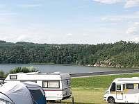Mobilheim u přehrady Výr - chata - 44 Výrovice