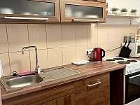 Kuchyň - ubytování Vrbice