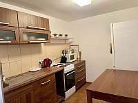 Kuchyň. - ubytování Vrbice