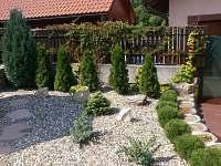 Chalupa Kotár - zahrada