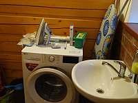 Automatická pračka, žehlička, sušák na prádlo - Ruprechtov