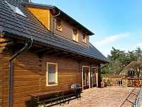 ubytování na Blanensku Srub k pronájmu - Ruprechtov