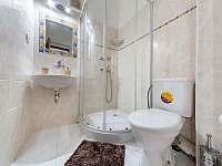 Koupelna apartmánu A6 - Pozlovice