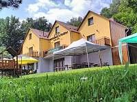 Levné ubytování Koupaliště Kostelec Lázně Penzion na horách - Pozlovice