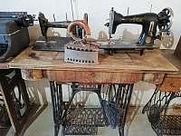 malá výstava původního zařízení - Mikulov