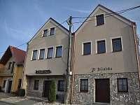 Chata k pronájmu - dovolená Pálava rekreace Hlohovec
