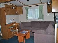 Mobilheim Vranov nad Dyjí - Obývací pokoj