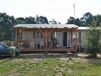 ubytování Vranov nad Dyjí na chatě k pronájmu
