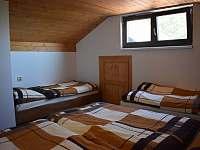 Nový pokoj pro 4 osoby