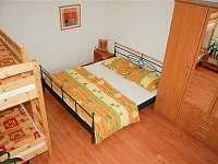 Čejč - Ubytování u Damborských - ložnice