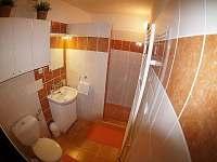 Ubytování u Damborských Čejč - koupelna