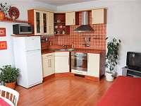 Ubytování u Damborských - kuchyně
