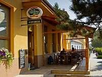 penzion Popice - pohled ze předu - ubytování Popice