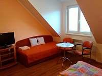 pokoje 2-4 - ubytování Popice