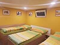 Ložnice 2. - apartmán k pronájmu Vracov