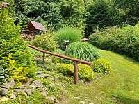 celkový pohled - chata ubytování Vápenice - Mikulčin Vrch