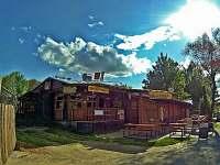 Blízké okolí - chata k pronájmu Tvarožná Lhota - Lučina