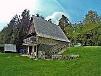 chata Tvarožná Lhota - k pronájmu