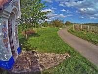Cyklosteska - chata k pronajmutí Tvarožná Lhota - Lučina