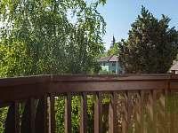 Apartmán č.2. - balkon - k pronájmu Kurdějov