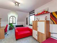 Apartmán č.2. - ložnice I. - Kurdějov