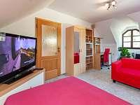 Apartmán č.2. - ložnice I. - pronájem Kurdějov