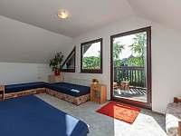 Apartmán č.2. - ložnice II. - Kurdějov