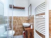 Apartmán č.3. - koupelna - Kurdějov