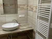 Koupelna Apartmán 2.a 3. - k pronajmutí Bavory u Mikulova