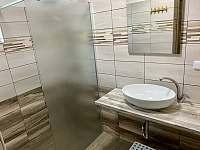 Koupelna Apartmán 2.a 3. - k pronájmu Bavory u Mikulova