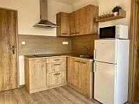 Kuchyně apartmán č.2.a 3. - Bavory u Mikulova