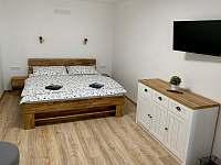 Ložnice apartmán 2.a 3. - pronájem Bavory u Mikulova
