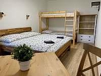 pokoj apartmán 2.a 3. - k pronajmutí Bavory u Mikulova