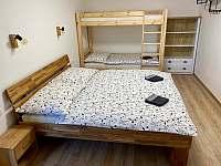 pokoj apartmán 2.a 3. - ubytování Bavory u Mikulova