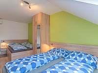 Apartmán IV - Ložnice - k pronajmutí Mikulov