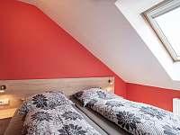 Apartmán IV - Ložnice - k pronájmu Mikulov