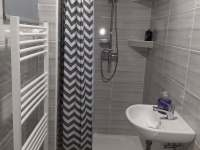 Koupelna - pronájem chaty Prušánky - Nechory