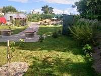 Zahrada u domu - Brod nad Dyjí