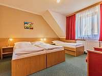 Apartmán Superior - ložnice - k pronajmutí Kyjov