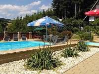 Chata k pronajmutí - dovolená Koupaliště Mikulůvka rekreace Trnava