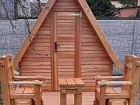 chatka pro dva (externí ložnice) - Radějov